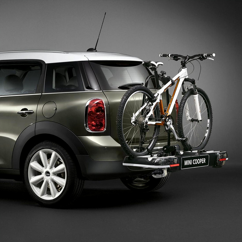 Mini Cooper Bike Roof Rack: [開箱] Mini Roof Rack System + Touring Cycling Holder